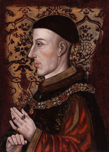 亨利五世。