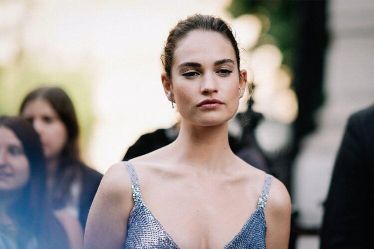 莉莉詹姆斯將在 LGBTQ 題材小說《My Policeman》改編電影中擔綱主演。