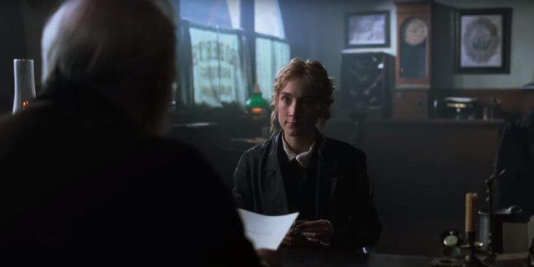 電影中不少橋段都是葛莉塔潔薇透過嘲諷與幽默,在沈重之餘帶出的輕鬆之筆。