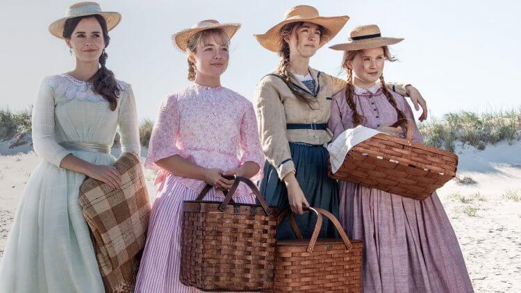 葛莉塔潔薇執導、瑟夏羅南、艾瑪華森、弗洛倫斯佩治等人主演的《她們》,是角逐 2020 年奧斯卡獎項的熱門電影。