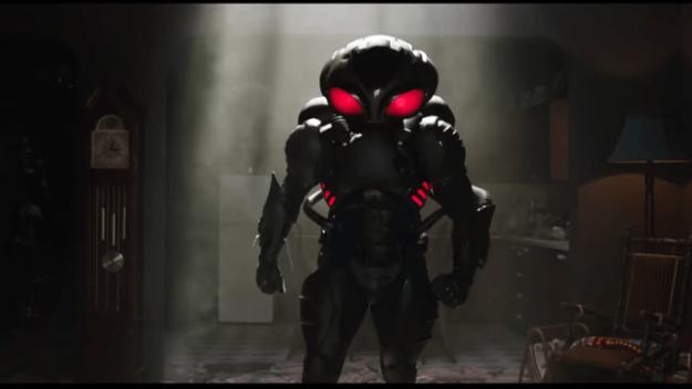 《水行俠》導演溫子仁表示本片若少了黑蝠鱝便無法成立整部電影。