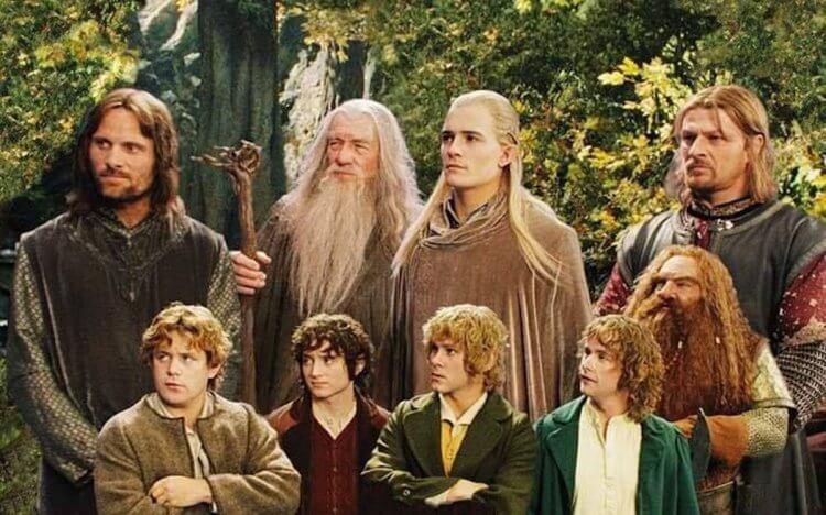 《魔戒》(The Lord of the Rings) 系列電影
