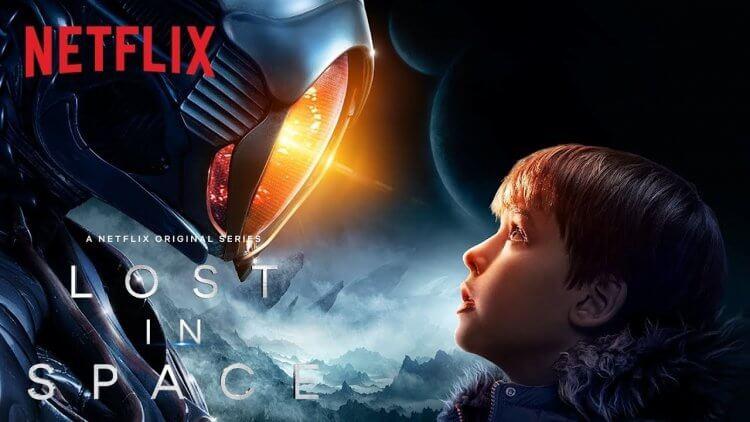 【線上看】Netflix《太空迷航》(Lost in Space) 第 2 季即將啟航!最新預告尋找機器人,聖誕節上映首圖
