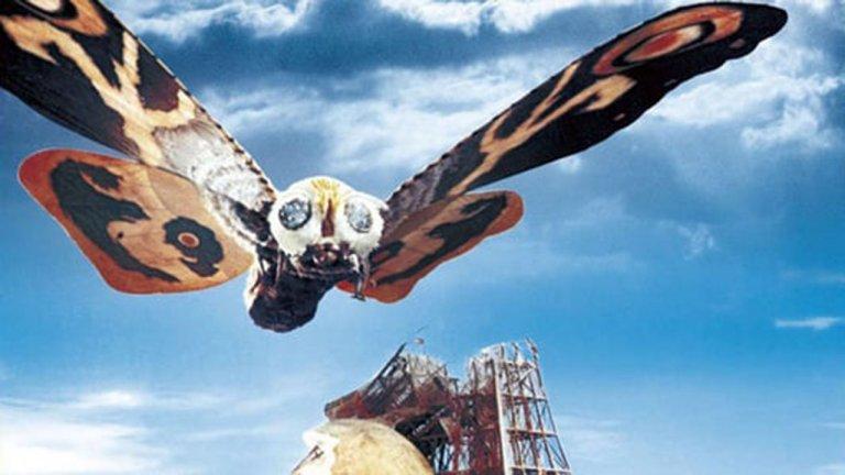 【專題】怪獸系列:哥吉拉《摩斯拉》是哥吉拉電影轉型的契機?(12)