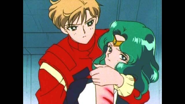 緒方惠美 90 年代的聲優配音代表作之一,便是《美少女戰士》系列的「天王遙/水手天王星」與勝生真沙子(海王滿/水手海王星)的共演十分精采。
