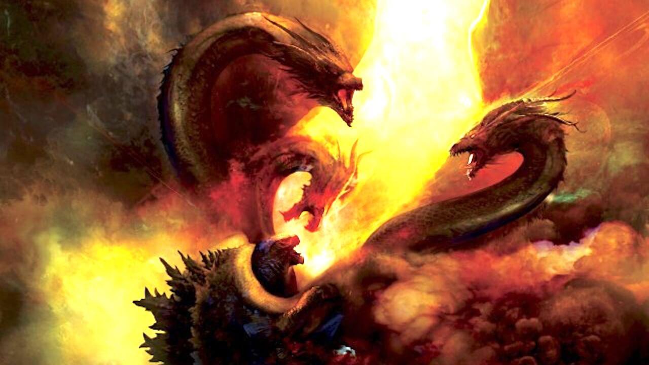 《哥吉拉 Ⅱ:怪獸之王》更多怪獸彩蛋?導演:這是送給東寶特攝怪獸迷的大禮首圖