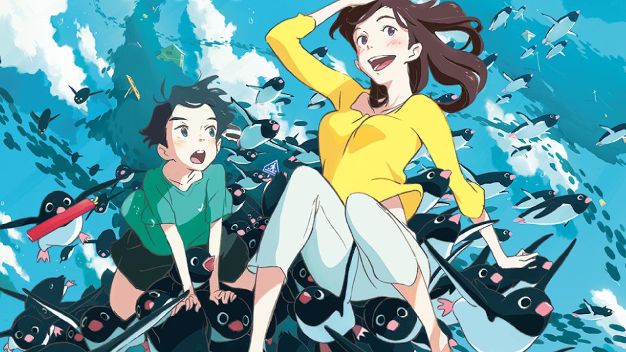 日本文壇奇才森見登美彥作品改編!《企鵝公路》2019 在台上映首圖