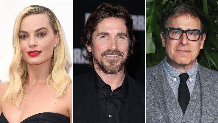 克里斯汀貝爾與瑪格羅比預計會是大衛歐羅素新作的男女主角。
