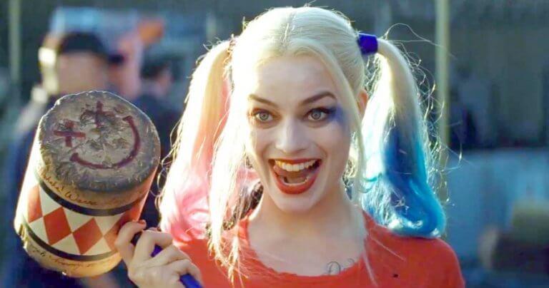 瑪格蘿比 (Margot Robbie) 飾演小丑女