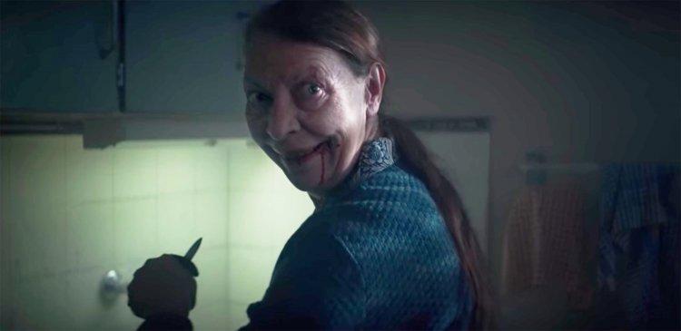 《惡靈瑪麗安》劇照。