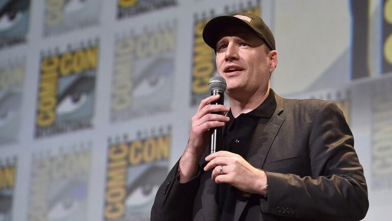 Marvel Studio 主席凱文費吉(Kevin Feige)接受採訪
