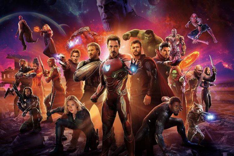 好萊塢吹起英雄電影風潮
