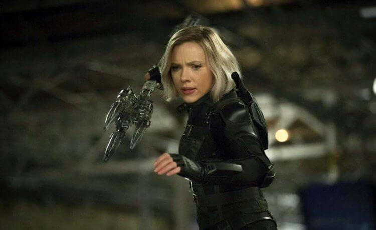 史嘉蕾喬韓森 (Scarlett Johansson) 飾演的黑寡婦 (Black Widow) 將推出個人電影