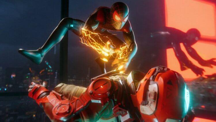 《漫威蜘蛛人:邁爾斯摩拉斯》
