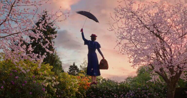 《愛・滿人間》(Mary Poppins Returns) 的〈The Place Where Lost Things Go〉入圍第 91 屆奧斯卡「最佳原創歌曲」獎。