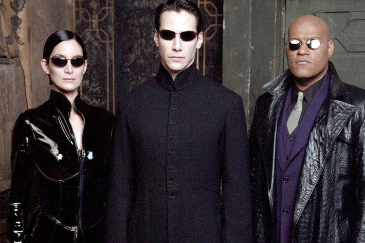 《駭客任務》(Matrix)
