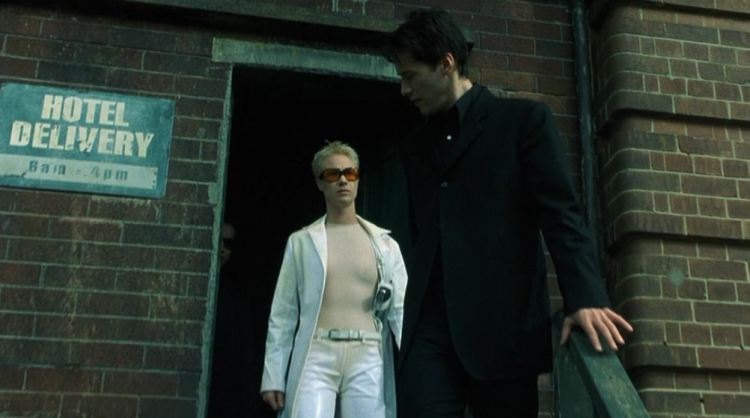 《駭客任務》中角色「蘇薇琪」。