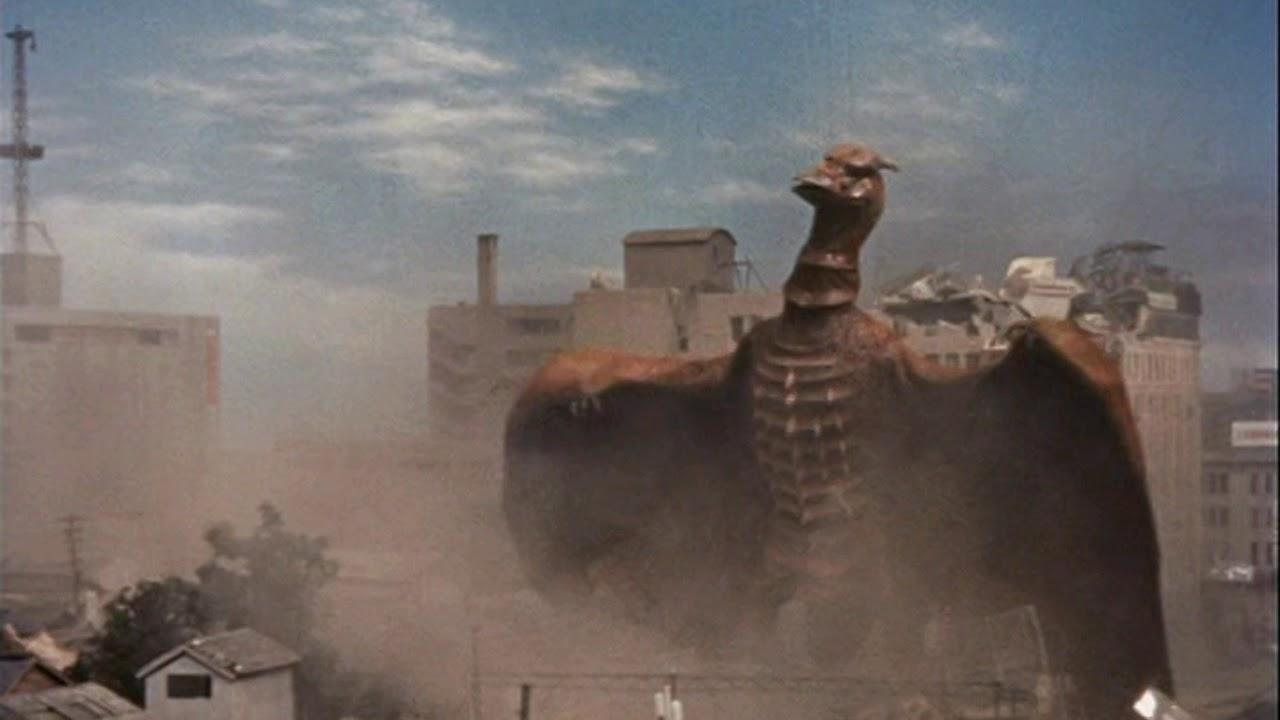 【專題】怪獸系列:哥吉拉 (十) 東寶的飛天王牌《空之大怪獸拉頓》首圖