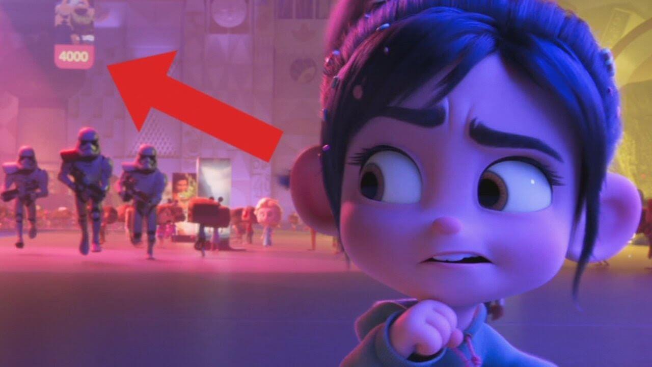 《 無敵破壞王2 : 網路大暴走 》日前釋出的 預告片 中,處處可見 迪士尼 相關作品 亂入 刷存在感 !