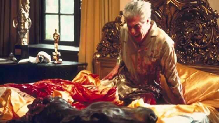 經典電影《教父》中的「馬頭恐嚇案」,那個馬頭是真的。