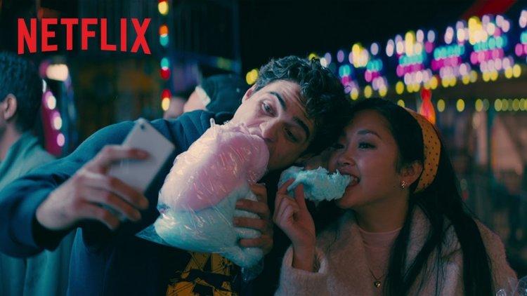 【線上看】男神諾亞森迪尼奧回來了!Netflix《愛的過去進行式》續集 2 月 12 日上線首圖