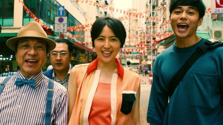 長澤雅美、東出昌大與小日向文世攜手王牌編劇古澤良太,第三部電影《信用詐欺師 JP:英雄篇》2022 年上映首圖