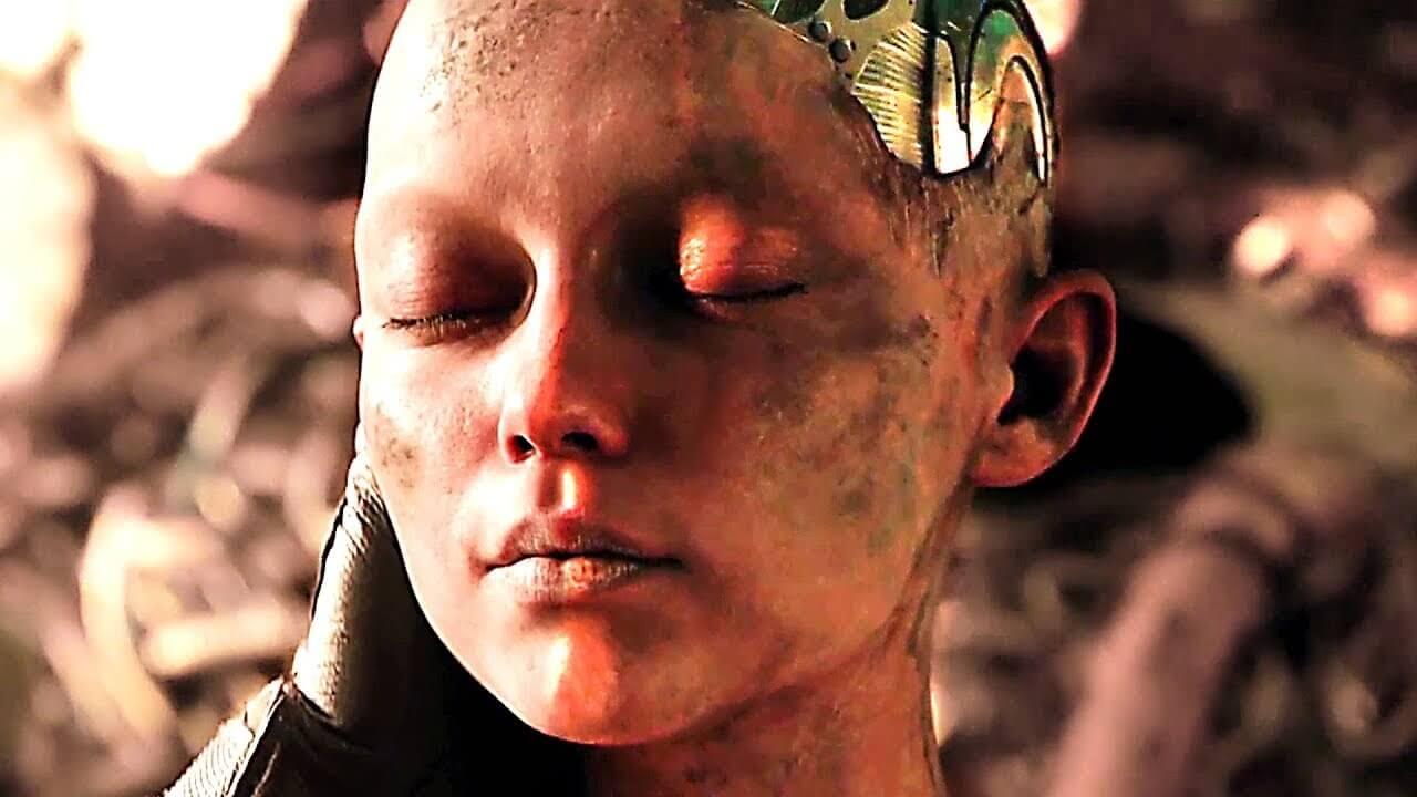 《艾莉塔:戰鬥天使》劇照