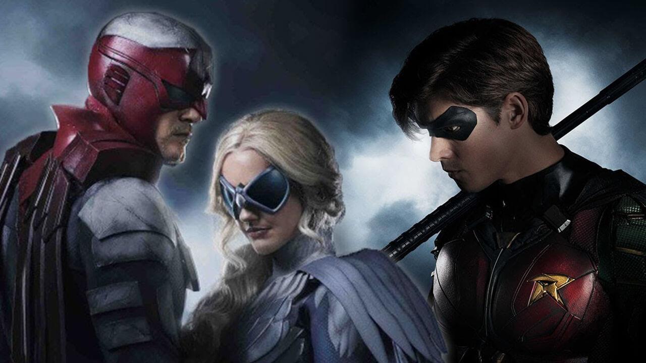 DC 影集《泰坦》將於串流平台播出!少年悍將們的故事至少三季起跳