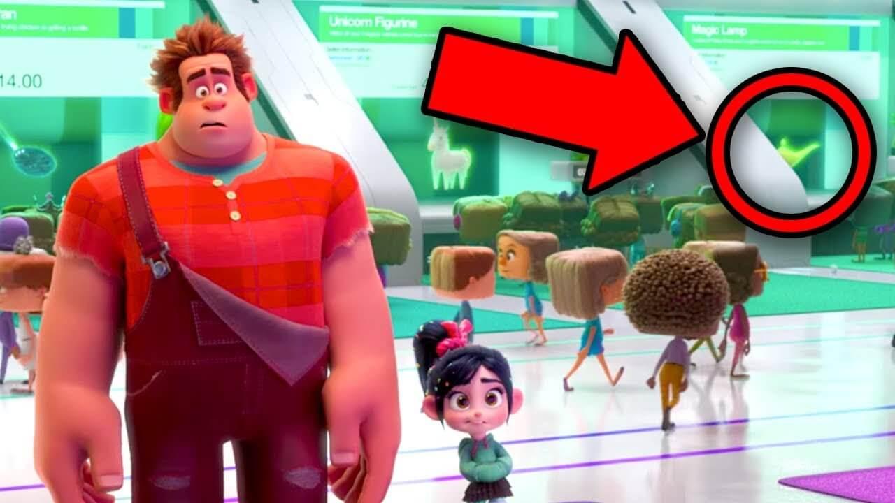 【影音】《無敵破壞王2》 預告片驚喜彩蛋大解析 迪士尼公主&帝國風暴兵都來刷存在感了