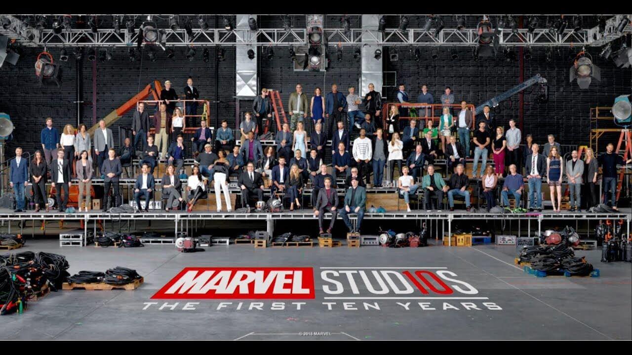 漫威工作室自 2008 年超級英雄電影《鋼鐵人》至 2019 年 A4《復仇者聯盟:終局之戰》,回應了全球粉絲的熱切期盼。