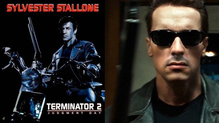 如果《魔鬼終結者》換藍波來演?席維斯史特龍喜歡到分享的「史特龍版《魔鬼終結者 2》」影片首圖