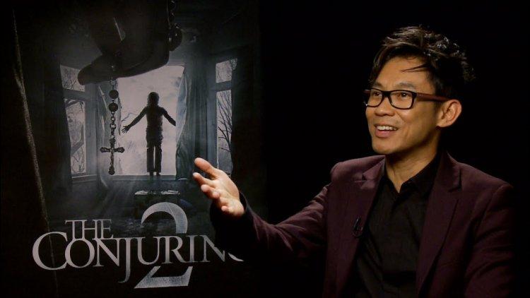 宣傳《厲陰宅 2》時的導演溫子仁。