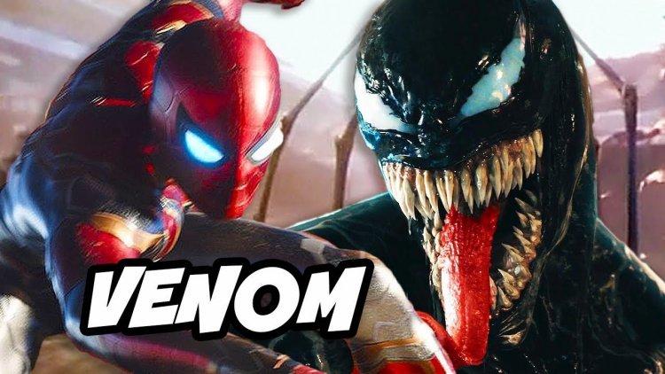「猛毒」湯姆哈迪與「蜘蛛人」湯姆霍蘭德同框行不行?凱文費吉表示:「一切看索尼。」首圖
