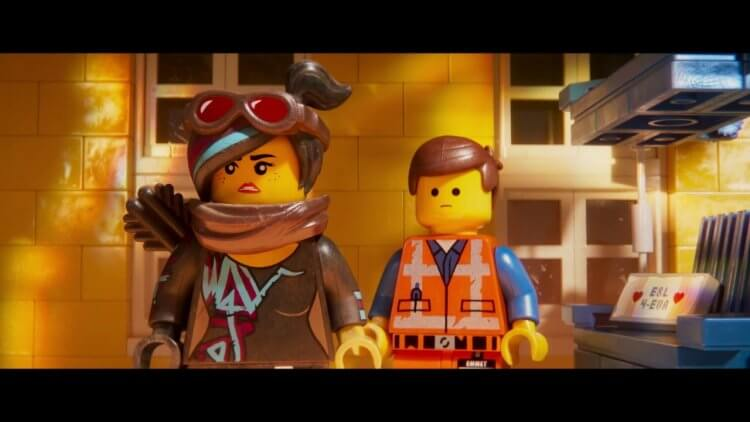 《樂高玩電影 2》(The Lego Movie 2: The Second Part) 劇照。