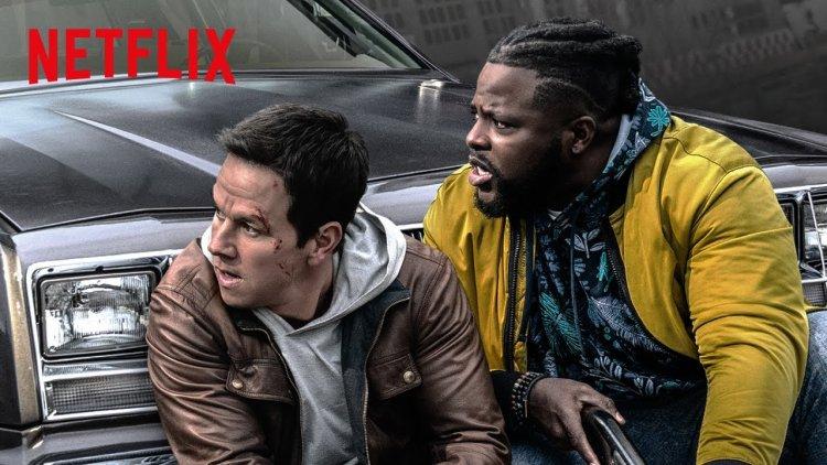 【線上看】馬克華柏格《史賓賽的機密任務》無懼威脅伸張地下正義!Netflix 冒險動作喜劇 3/6 上線首圖