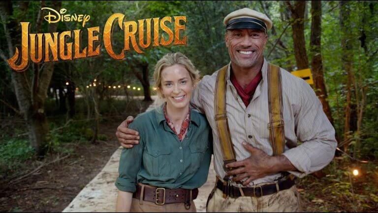 冒險電影又一發!巨石強森談論新作《叢林巡航》與《神鬼奇航》在同一個世界觀的可能?