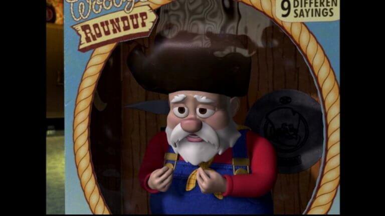 邋遢彼得安內母湯喔!迪士尼決定刪除《玩具總動員 2》爭議片段