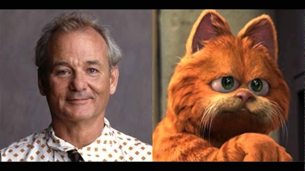 【電影背後】人生有沒有什麼遺憾?比爾莫瑞:「演了加菲貓。」