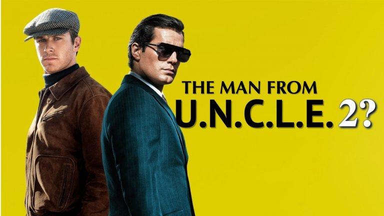 為什麼我們看不到《紳士密令 2》?鬼才蓋瑞奇與雙紳士亨利卡維爾、艾米漢默合作的續集劇本已構思