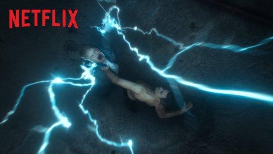 Netflix 挪威冒險動作影集《諸神黃昏》(Ragnarok) 劇照
