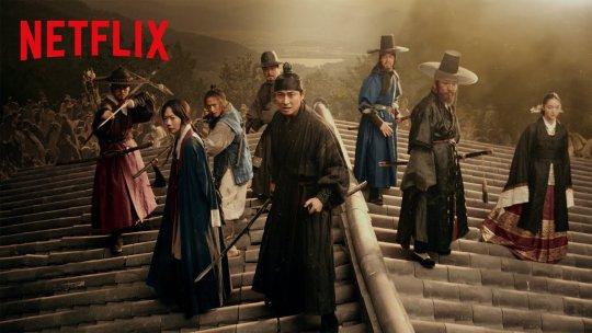 朱智勛與裴斗娜主演 Netflix 韓劇《李屍朝鮮》第 2 季將面對更多敵人