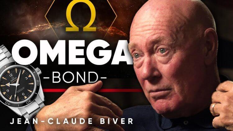 將 OMEGA 精品腕錶與 007 電影詹姆士龐德連結在一起的傳奇人物 Jean-Claude Biver。