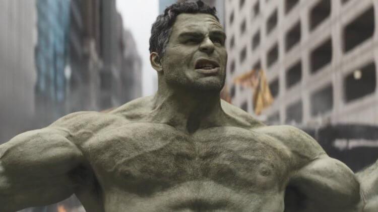 馬克盧法洛在漫威系列裡飾演經典角色「浩克」布魯斯班納。