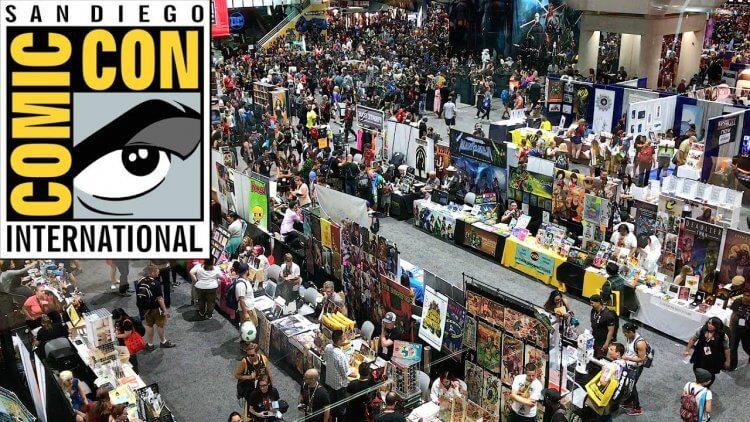 往年的 SDCC 聖地牙哥國際漫畫展都會吸引到大量的動漫迷前往朝聖。