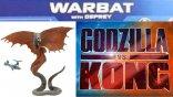 擁有足以撕裂裝甲的巨大獠牙!《哥吉拉大戰金剛》新物種「Warbat」曝光,兩大泰坦巨獸的全新威脅