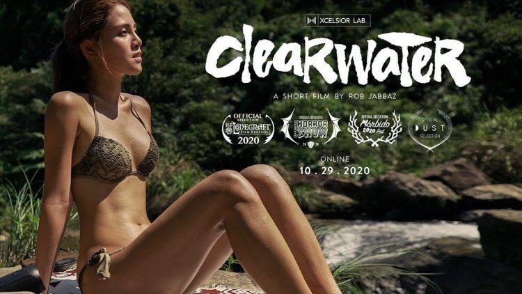 這隻蚊子太驚人!還沒看《哭悲》,可以看導演六分鐘短片前作《Clearwater》,電腦動畫效果令人瞠目結舌首圖