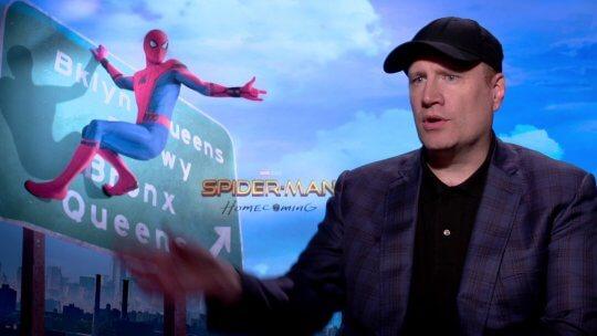 凱文費吉繼續製作《蜘蛛人》第三部電影