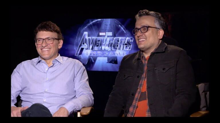 《復仇者聯盟4:終局之戰》(Avengers: Endgame) 導演羅素兄弟 (Russo Bros) 。