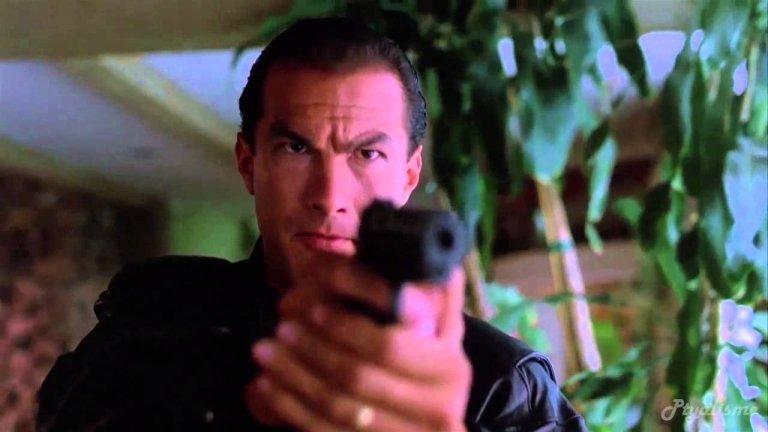 【電影背後】這就是偉大的動作天王史蒂芬席格(六):打我啊!你怕了《殺不死的勇者》嗎!