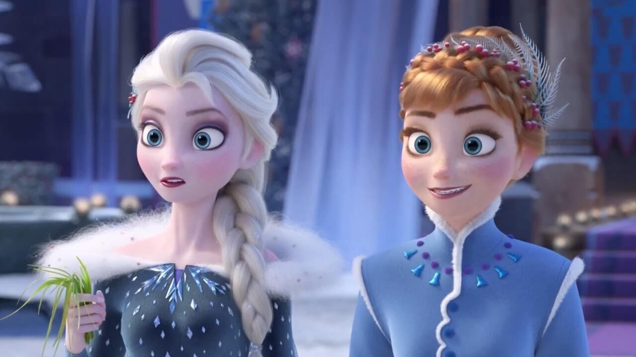 朗報!《冰雪奇緣2》檔期提前:我們很快又能與艾莎、安娜見面了首圖
